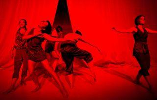 2009 DTW Tanowitz Red Ensemble