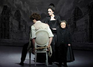 Das Fräulein von S._M.Mossé_M.Haydée_W.Moore__c Stuttgarter Ballett