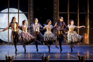 The Company of Matthew Bourne's Sleeping Beauty. Photo Credit Simon Annand (2)