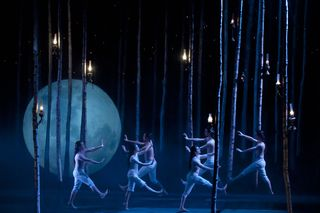 The cast of Matthew Bourne's Sleeping Beauty, Photo by Mikah Smillie (2)