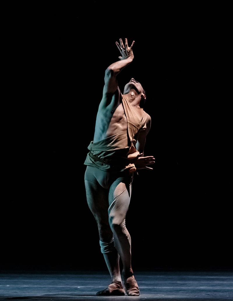 "9. Jiří Bubeníček (Joseph), ""The Legend of Joseph"" by Stijn Celis,  Semperopera Ballet 2014"