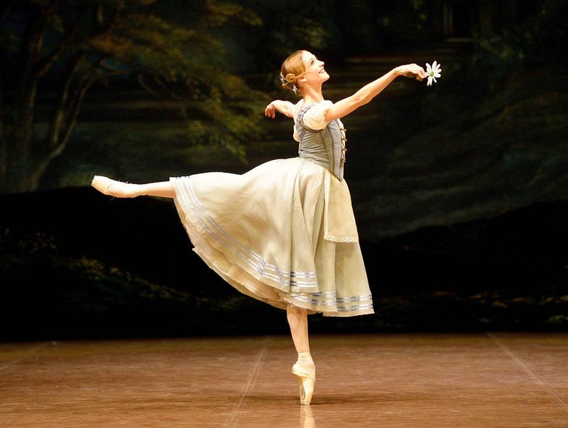 "1. Alicia Amatriain (Giselle), ""Giselle"" after Jean Coralli, Jules Perrot and Marius Petipa, Stuttgart Ballet"