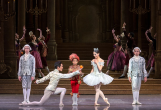 Boston Ballet's Cinderella ©Gene Schiavone
