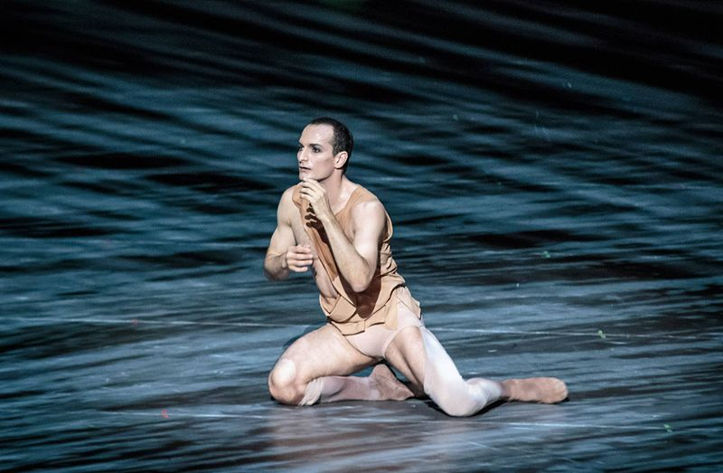 "15. Jiří Bubeníček (Joseph), ""The Legend of Joseph"" by Stijn Celis,  Semperopera Ballet 2014"