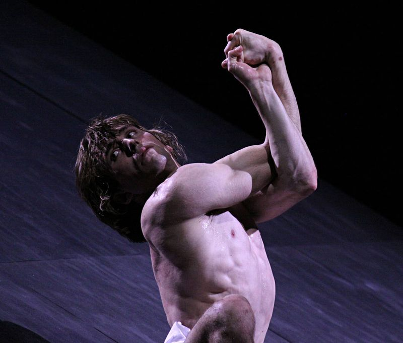 "8.  Aleix Martinez, ""Messiah"" by John Neumeier, Hamburg Ballet 2014"