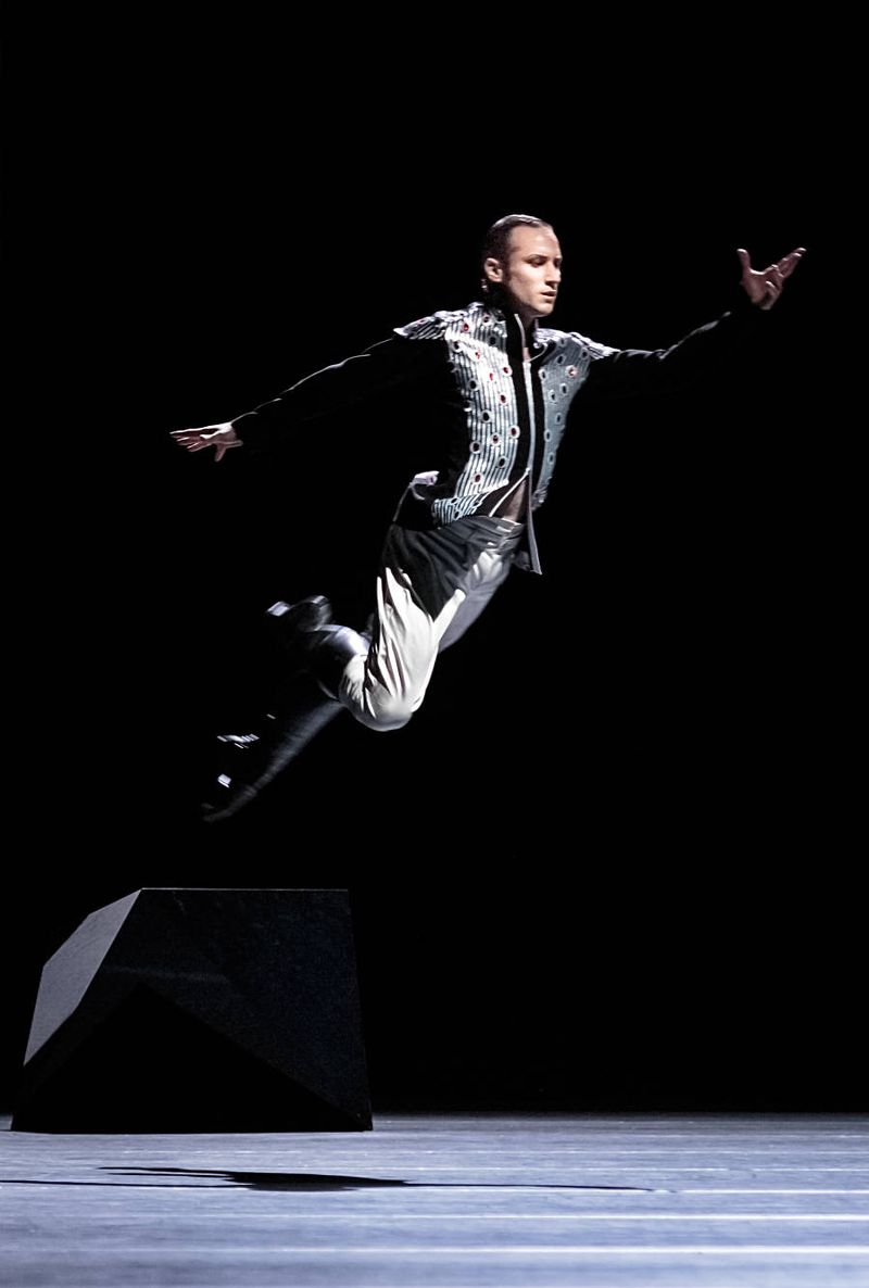 "12. Fabien Voranger (Potiphar), ""The Legend of Joseph"" by Stijn Celis,  Semperopera Ballet 2014"