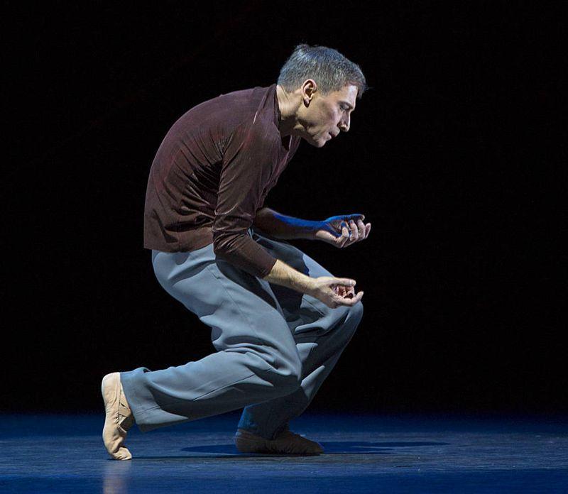 "5. Martin Schläpfer, ""Alltag"" by Hans van Manen, Ballett am Rhein 2014"