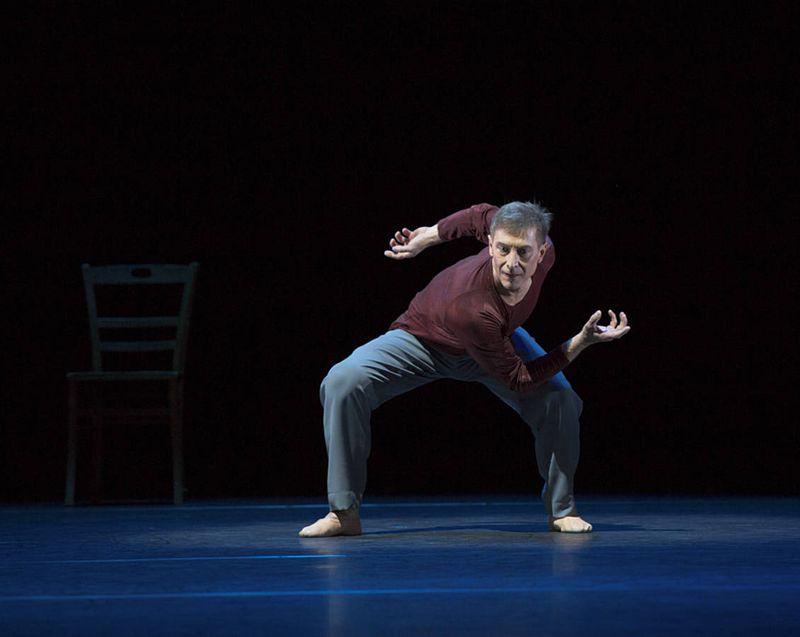 "6. Martin Schläpfer, ""Alltag"" by Hans van Manen, Ballett am Rhein 2014"