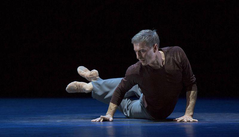 "7. Martin Schläpfer, ""Alltag"" by Hans van Manen, Ballett am Rhein 2014"