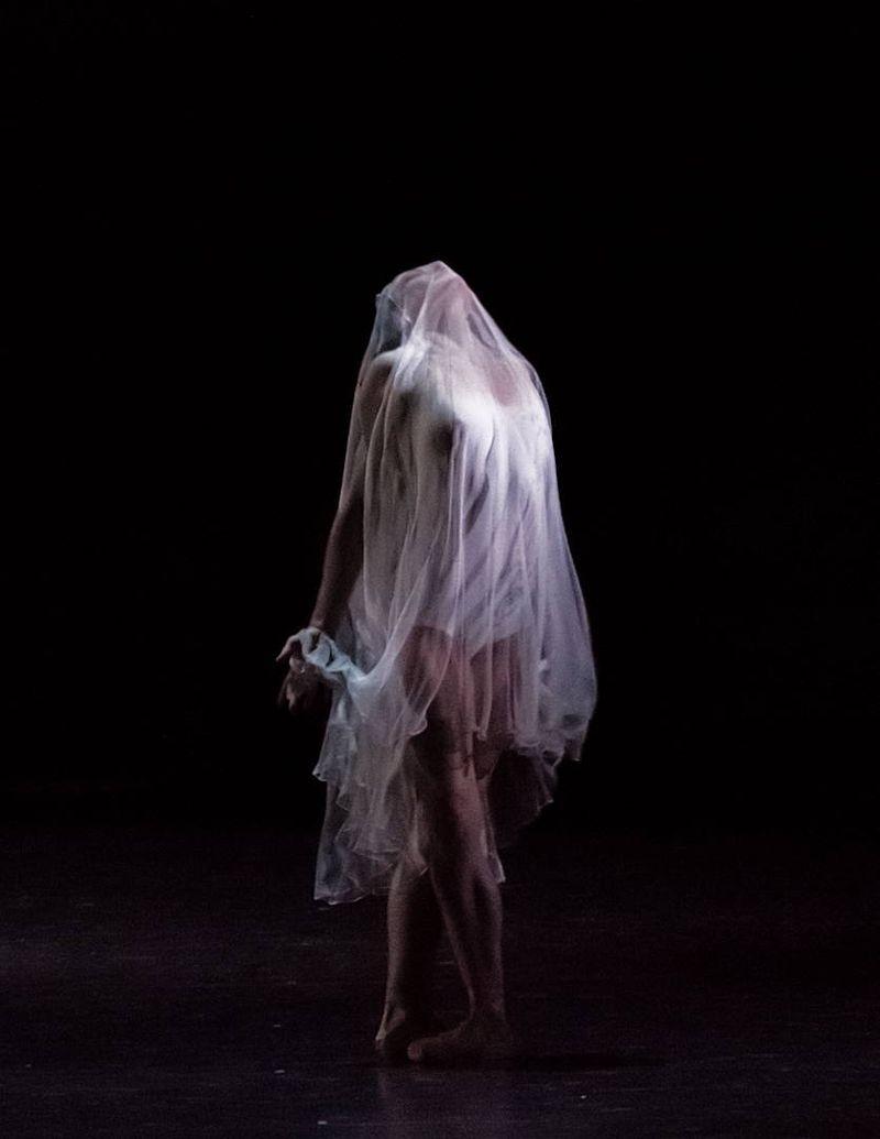 "3. Courtney Richardson (Giselle), ""Giselle"" by David Dawson, Semperoper Ballet Dresden 2015"