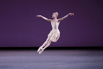 Mearns in Walpurgisnacht Ballet. Photo credit Paul Kolnik