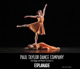 Paul Taylor Dance Company_Esplanade_Photo by Paul B. Goode