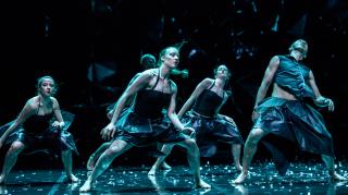 Danish Dance Theatre_Black Diamond_Photo by Soren Meisner