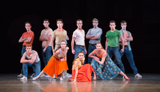 West Side Story Suite photo credit by alexander iziliaev