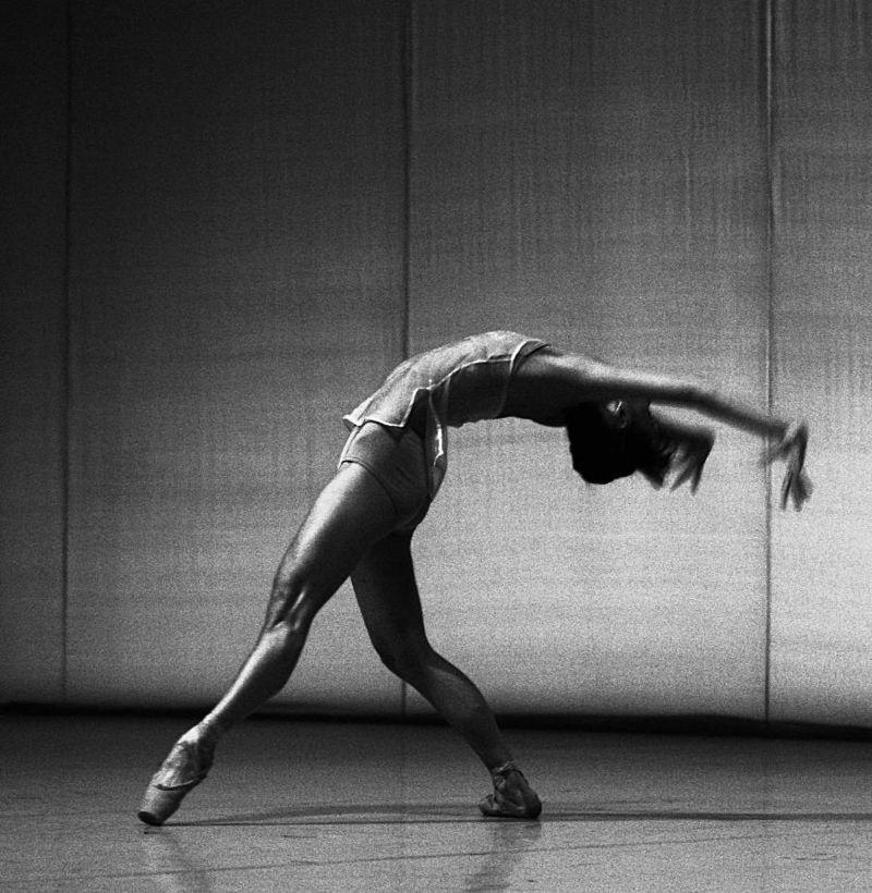 "5. Yumiko Takeshima, ""The Grey Area"" by David Dawson, Semperopera Ballet 2014"