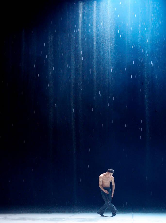 "1. Daniel Camargo, ""Le Chant du Rossignol"" by Marco Goecke, Stuttgart Ballet 2015"