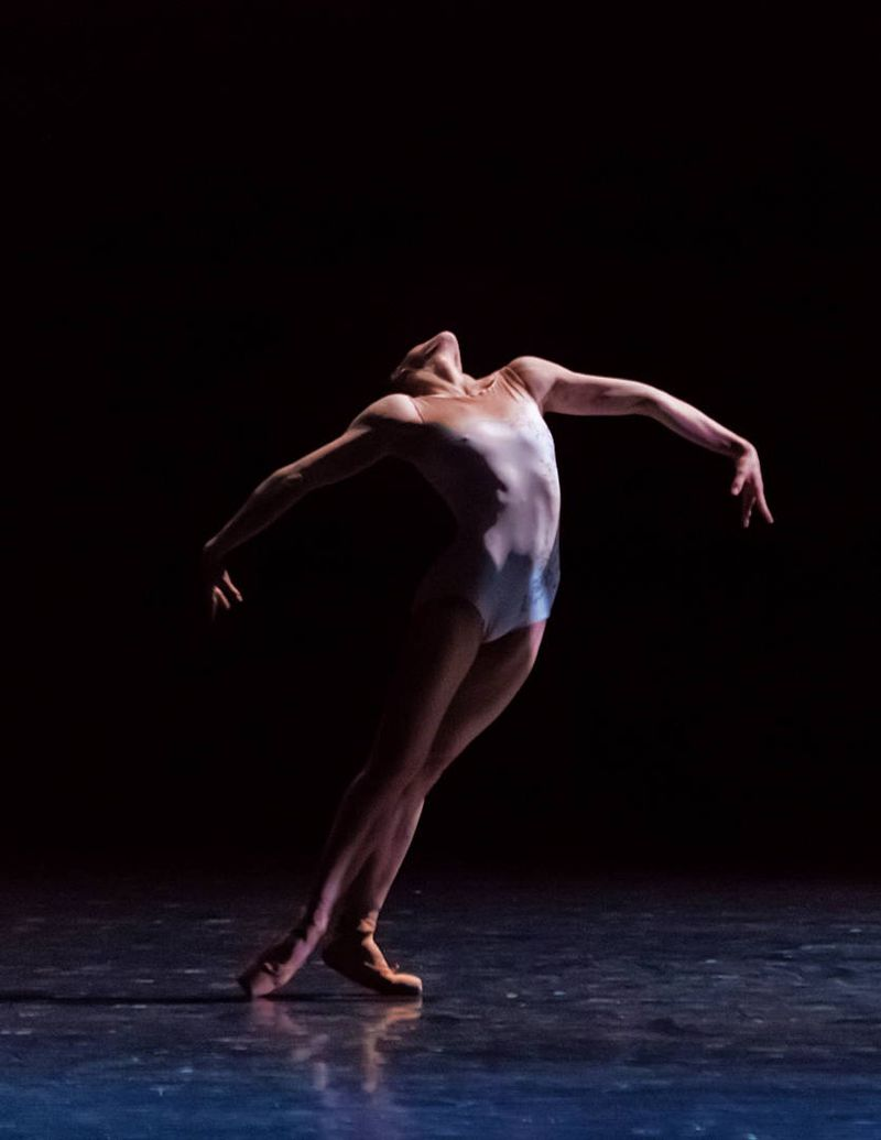 "4. Courtney Richardson (Giselle), ""Giselle"" by David Dawson, Semperoper Ballet Dresden 2015"
