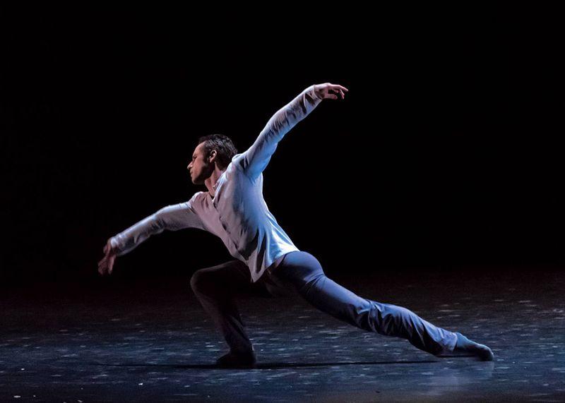 """9. Fabien Voranger (Albrecht), """"Giselle"""" by David Dawson, Semperoper Ballet Dresden 2015"""