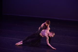 Laura and Blake in Mozart
