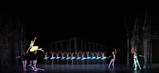 The Sarasota Ballet in Sir Frederick Ashton's Scenes de ballet - Photo Frank Atura (1)