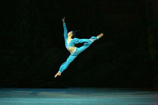 Mariinsky Ballet_Kimin Kim in La Bayadere by Natasha Razina (1)