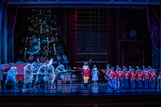 Kansas City Ballet's The Nutcracker. Photo by Brett Pruitt and East Market Studios (2)
