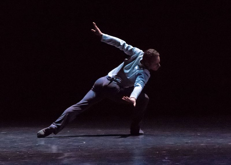 """8. Fabien Voranger (Albrecht), """"Giselle"""" by David Dawson, Semperoper Ballet Dresden 2015"""