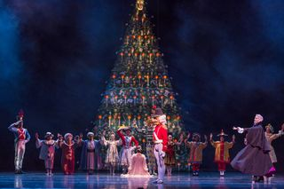 The Joffrey Ballet's The Nutcracker_Photo by Cheryl Mann