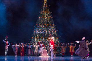 The Joffrey Ballet's The Nutcracker_Photo by Cheryl Mann