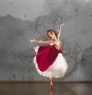 THE RED SHOES. Ashley Shaw 'Victoria Page'. Photo by Johan Persson (3)