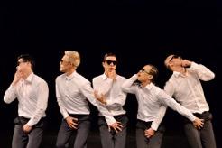Ambiguous Dance Rhythm of Human #5 for print