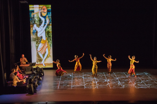Ragamala Dance Company_Written in Water  photo by Three Phase Multimedia