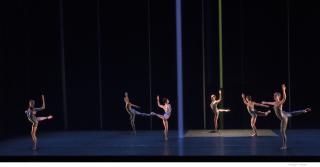 Merce Cunningham at 100_BIPED_Robert Swinston -Compagnie Centre National de Danse Contemporaine-Angers_Photo by Jef Rabillon