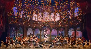 """Mariinsky Ballet_""""Paquita""""_Photo by Darian Volkova © State Academic Mariinsky Theatre"""