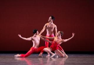 Shimon Ito Satoki Habucki and Ashley Know in mcb_mercuric_tidings © Alexander Iziliaev