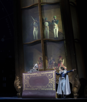 Atlanta Ballet_Nikolas Gaifullin as Drosselmeier in The Nutcracker_Photo by Gene Schiavone